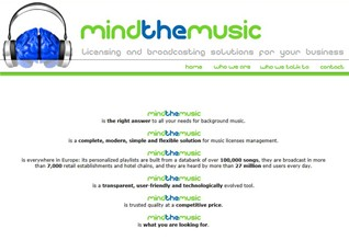Mind the music